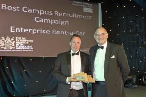 Martyn Flynn Plymouth University Award