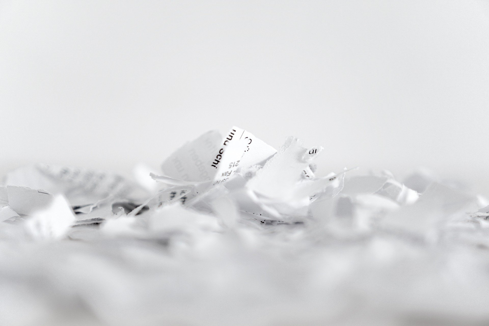 How to stop your application form going in the shredder