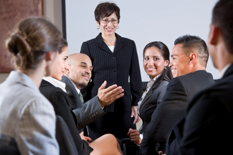 How to network at an assessment centre