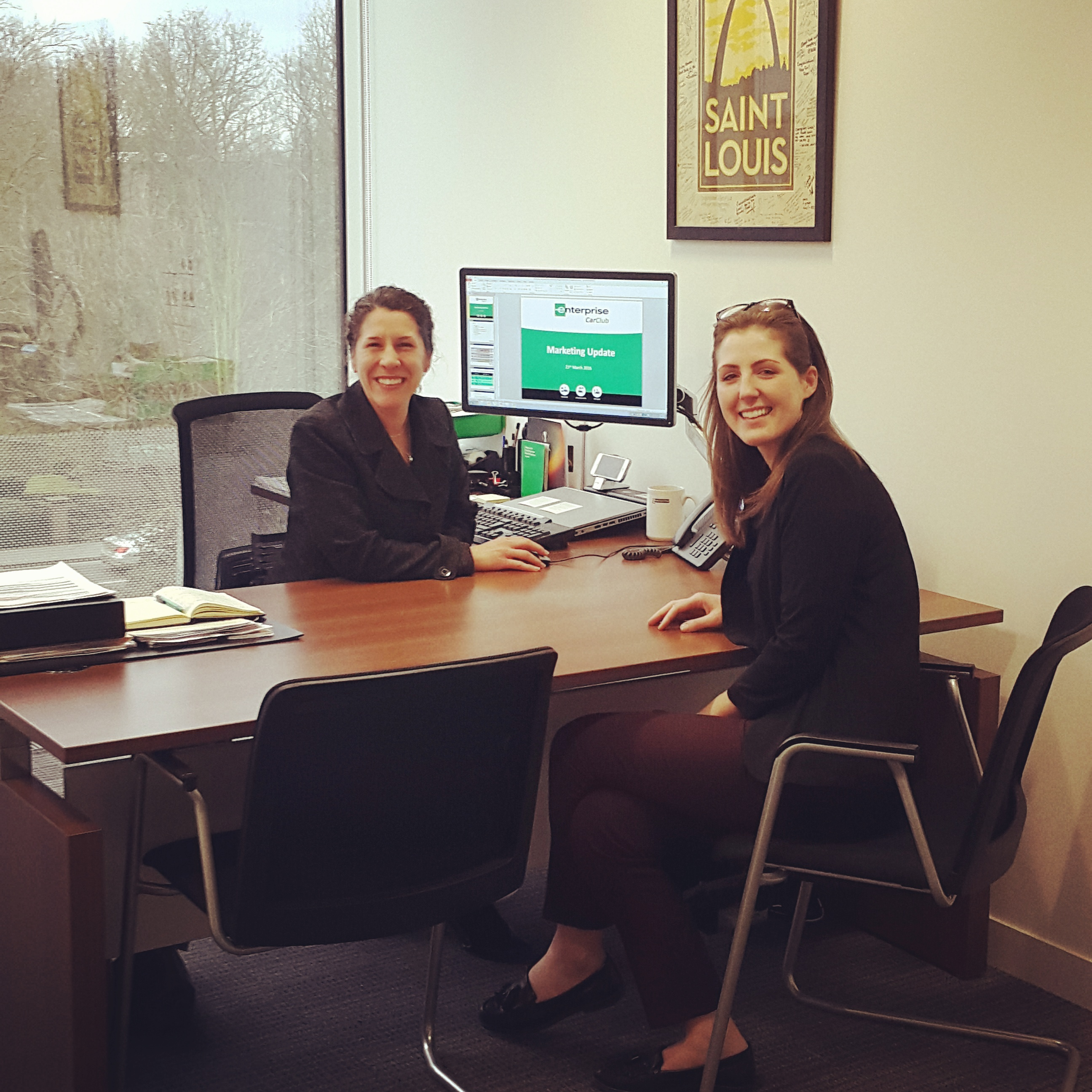 A day in the life of a Marketing Specialist at Enterprise