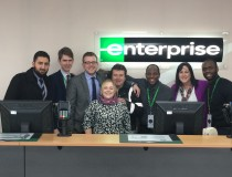 Enterprise Rent-A-Car Branch Staff