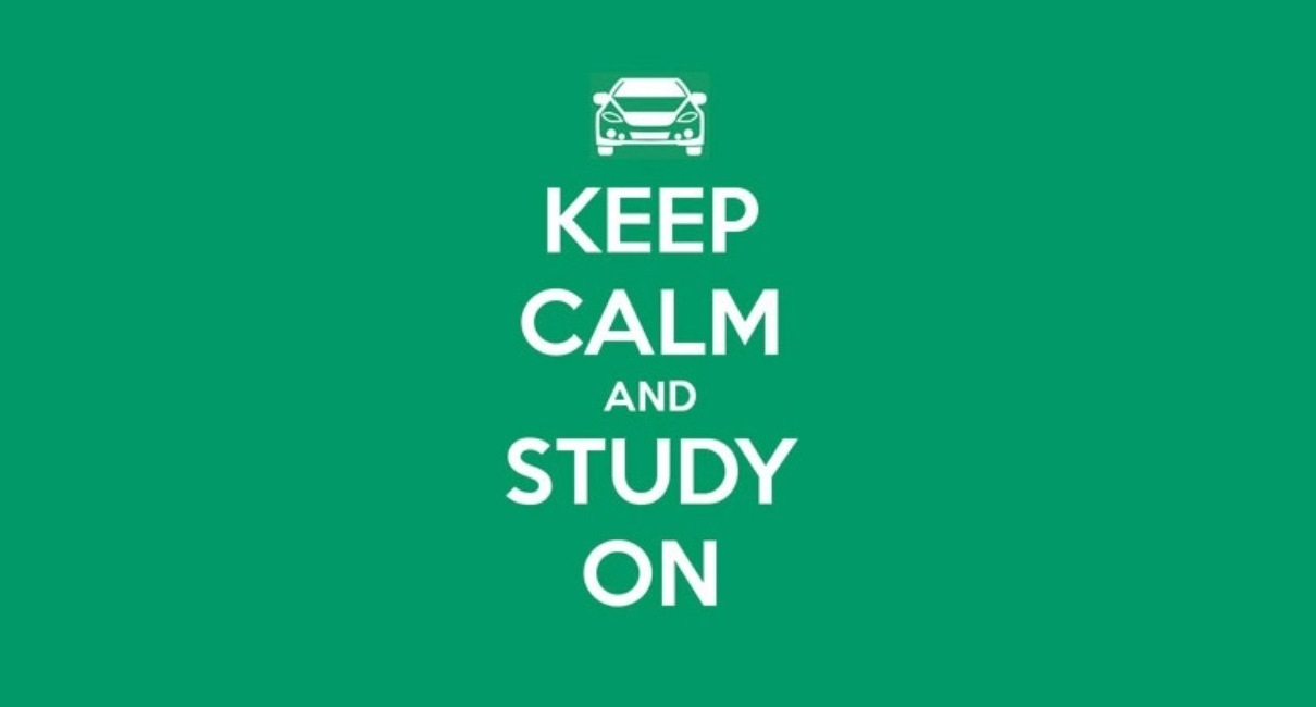 Keep calm and study on: 8 top revision tips