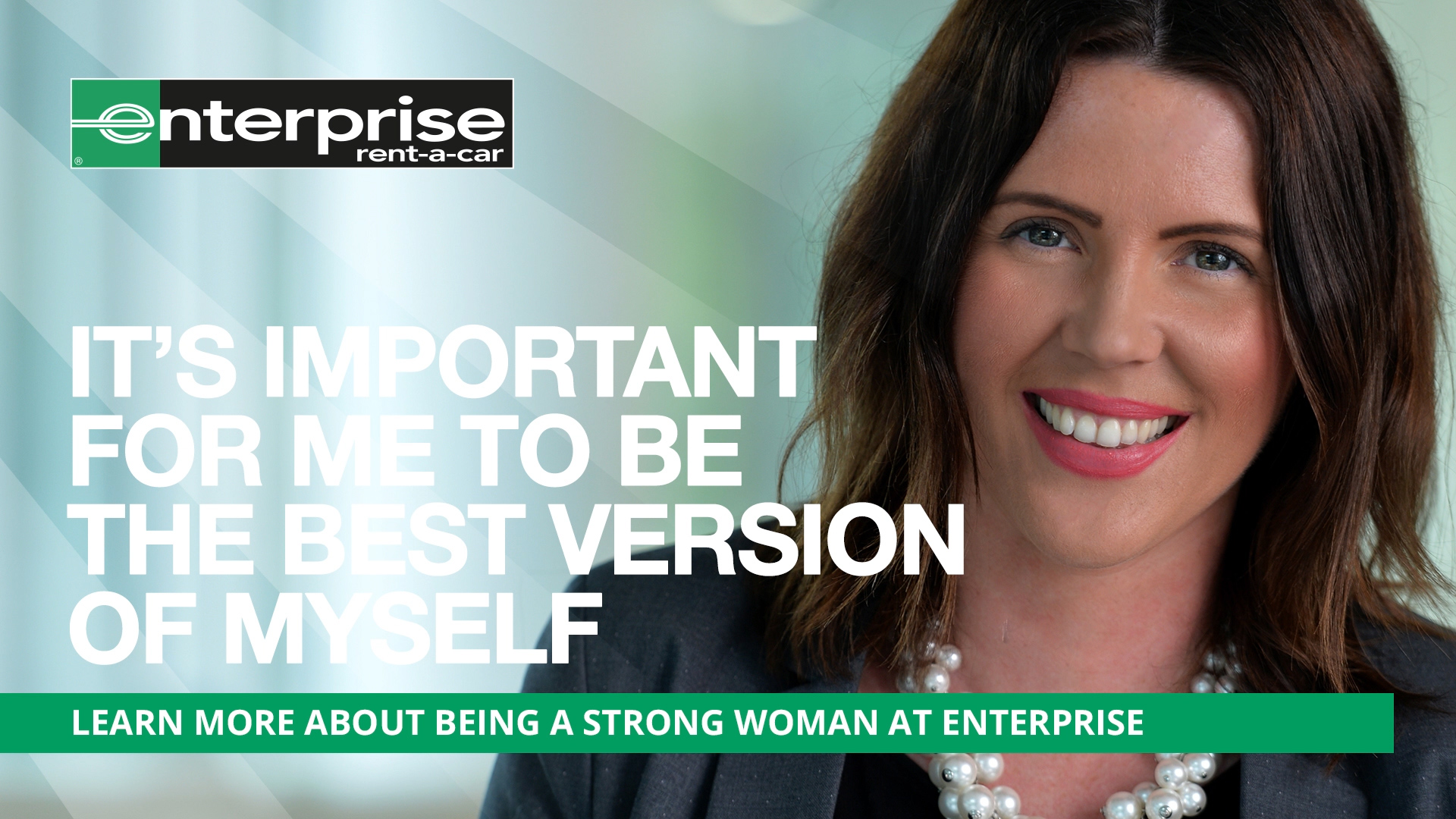 Enterprise's support for women creates career legacy