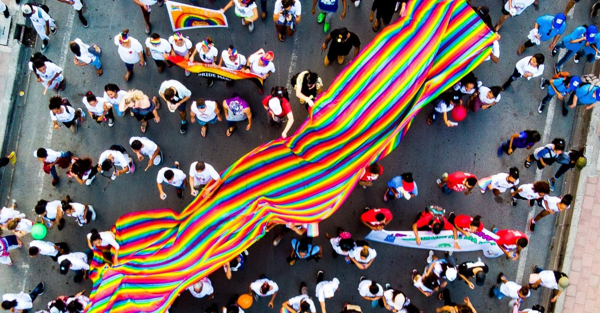 Our open door culture enables our LGBT colleagues to succeed